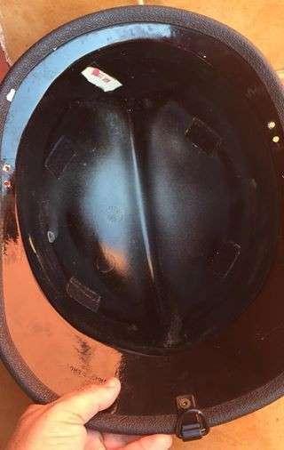 Cairns casco de bombero caparazón
