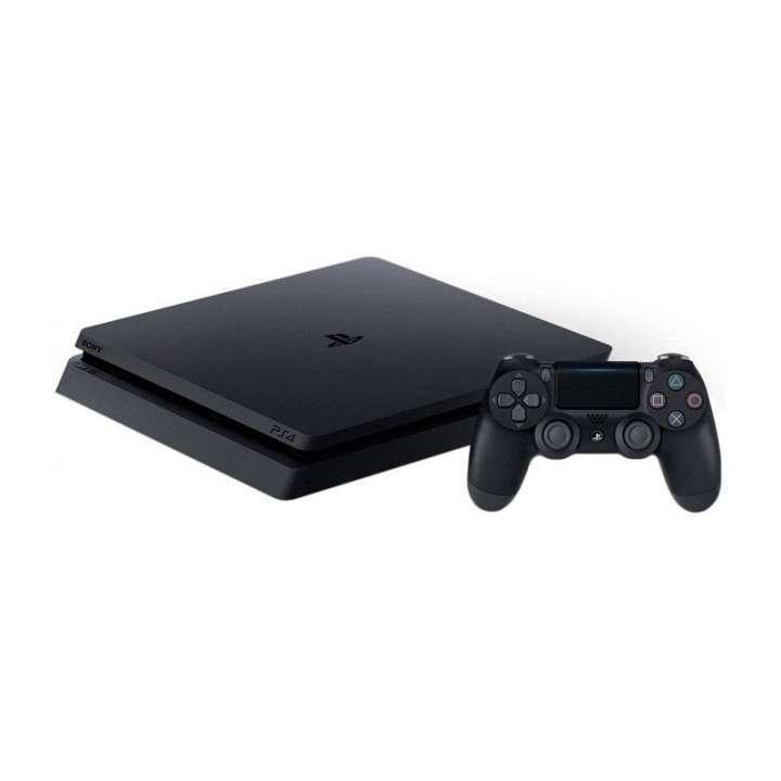 Consola Sony PlayStation 4 Slim 1TB + 3 Juegos