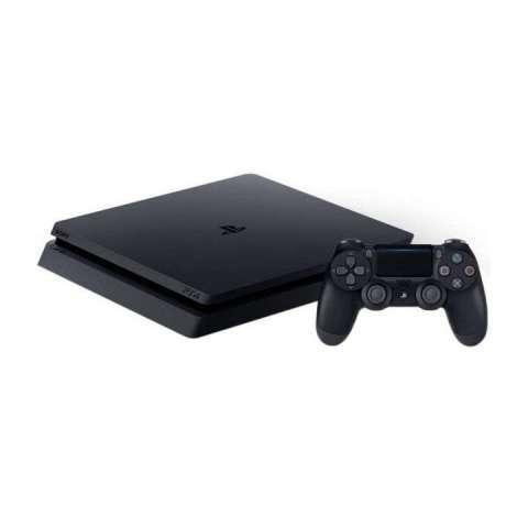 Consola Sony PlayStation 4 slim 1TB + 3 juegos - 0