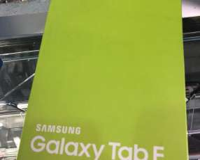 Samsung Tab E a chip de 9.6 pulgadas