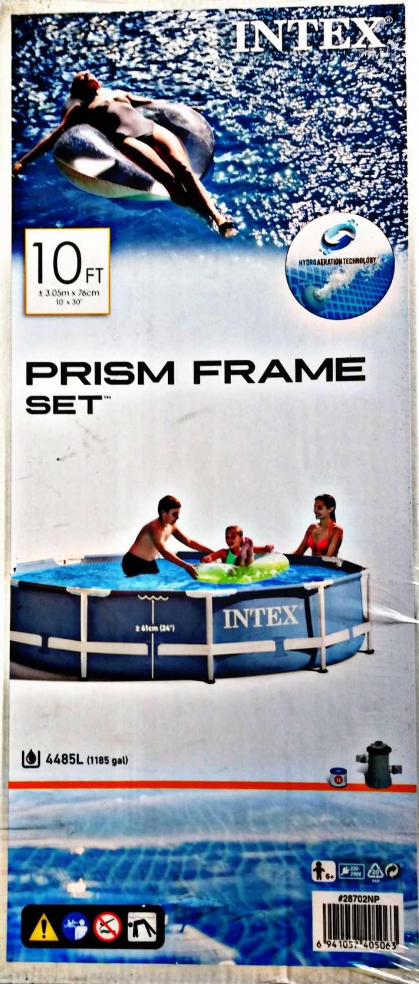 Piscina Intex 4.485L
