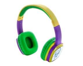 Fone+mic kid xtech xth-350yl headph amarillo/3.5mm