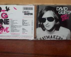 Cd David Guetta One More