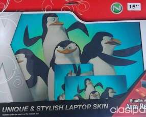 Adhesivos 15 N diseño madagascar pinguinos