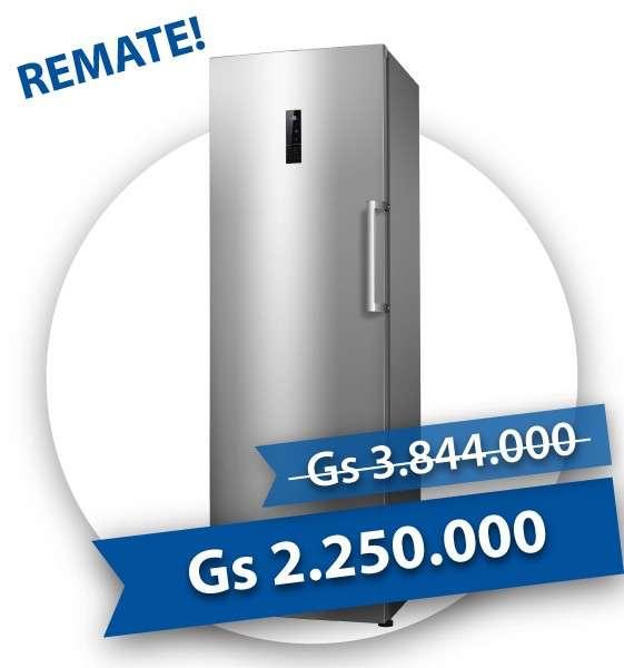 Congelador Hyundai vertical 290 litros - 0