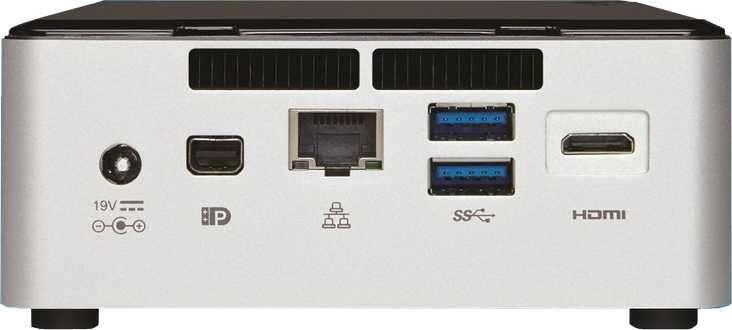 PC Intel NUC C13 513RYH/LGA 1155/DDR3L - 0