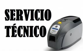 Servicio técnico impresora zebra card zxp 3 zcd-z3200000200us00 e