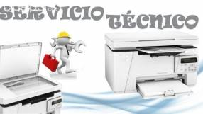 Servicio técnico impresora hp láser m26nw mfp pro e insumos