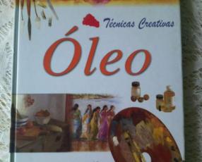 Libro técnicas de pintura al óleo