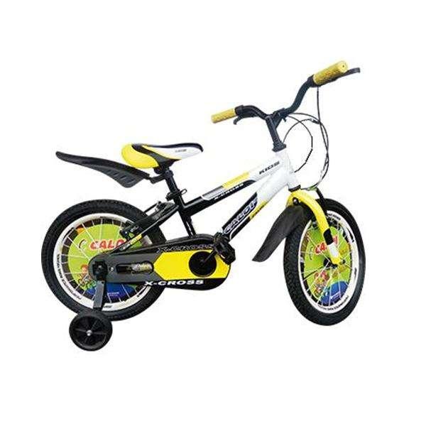 Bicicleta Caloi Zig Cross varón