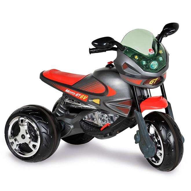 Moto GP gris 6V