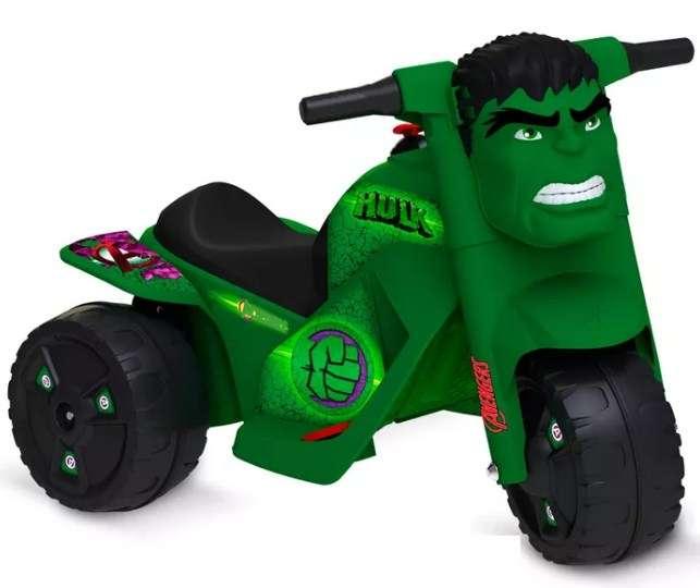 Moto Hulk 6V. 3001