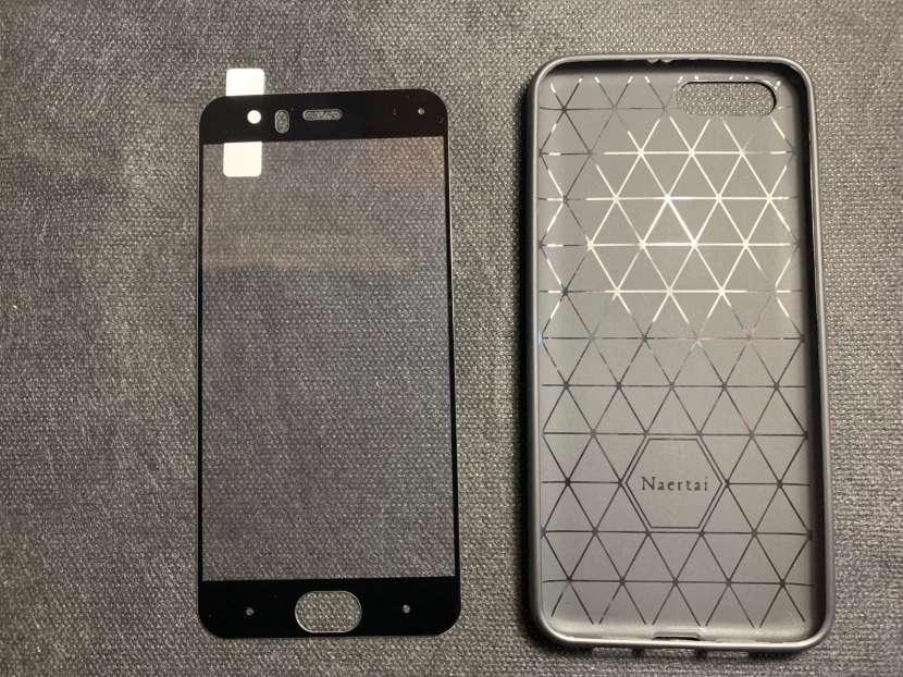 Case y protector de vidrio Xiaomi Mi6 - 1