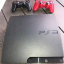 PS3 con 2 controles y 7 discos