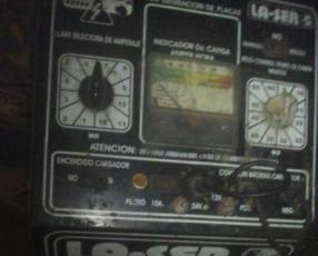 Cargador de batería 6.12 y 24 volts