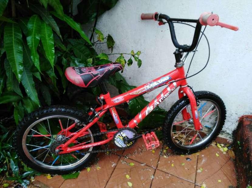 Bicicleta Milano para niños
