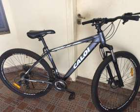 Bicicleta Caloi Rush Pro aro 29 mtb