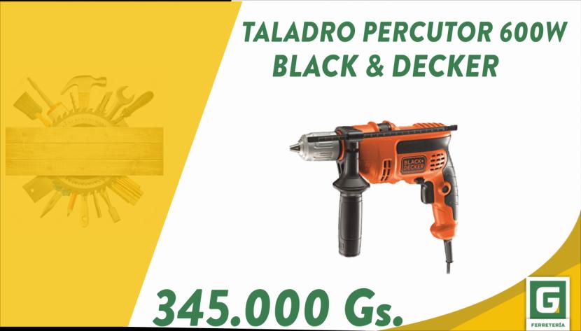 Taladro Black & Decker - 0