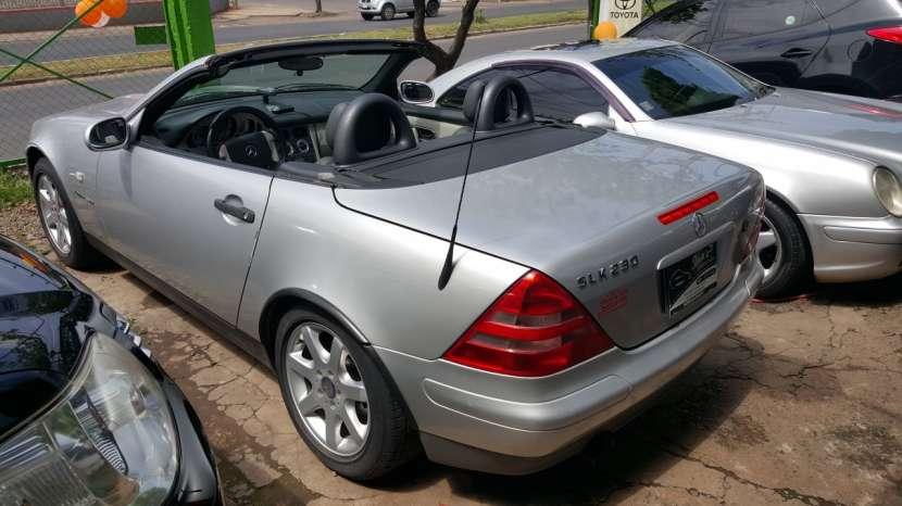 Mercedes Benz SLK 230 Kompressor Recién importado - 3