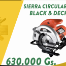 Sierra circular Black & Decker - 0