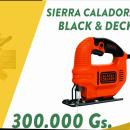 Sierra caladora Black & Decker - 0