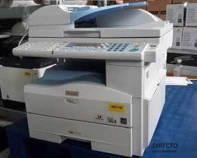 Fotocopiadoras toshiba y ricoh