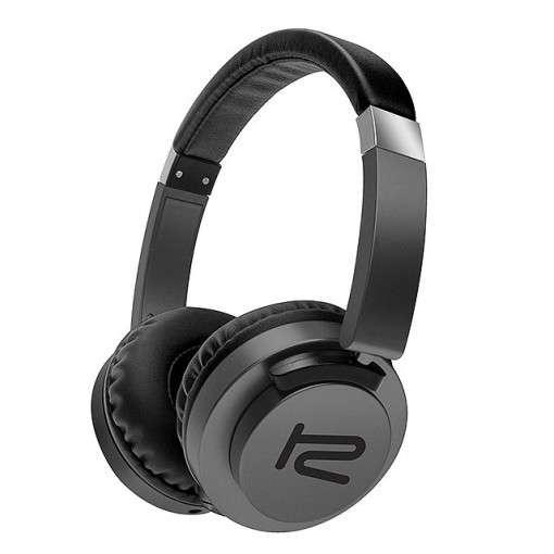 Fone+MIC KLIP KHS-851BK Headph/negro - 0