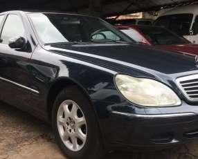 Mercedes Benz S320 recién importado
