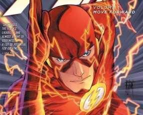 Comics New 52 del 1 al 5 The Flash