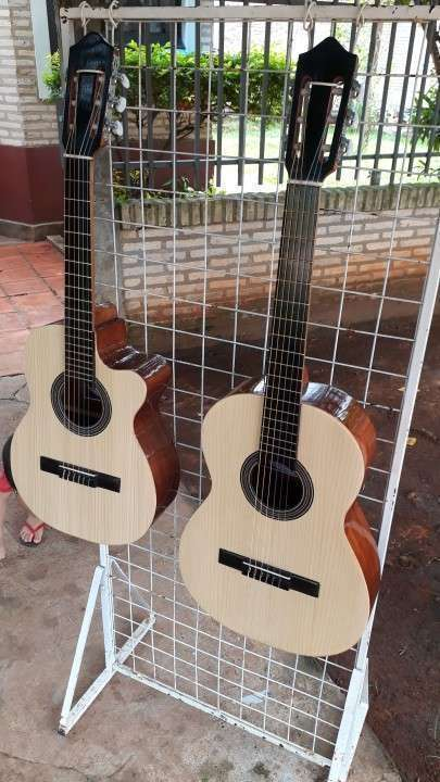 Guitarra criolla artesanal - 0