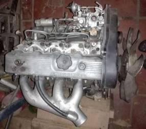 Motor Mitsubishi 4D56 (no turbinado)