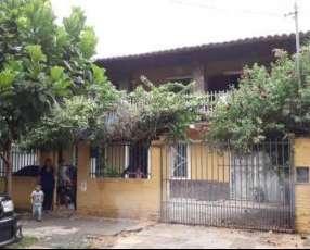 Casa de 8 habitaciones en Lambaré barrio San Isidro