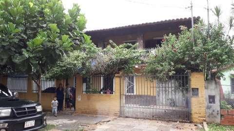 Casa de 8 habitaciones en Lambaré barrio San Isidro - 0