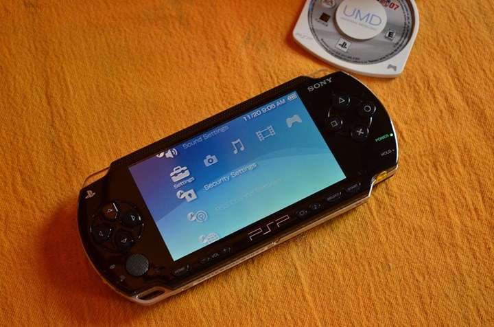 PSP impecable - 0