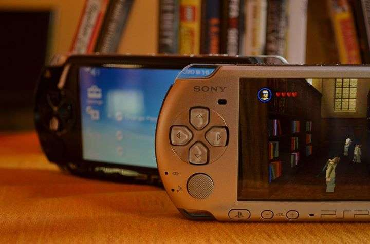 PSP impecable - 3