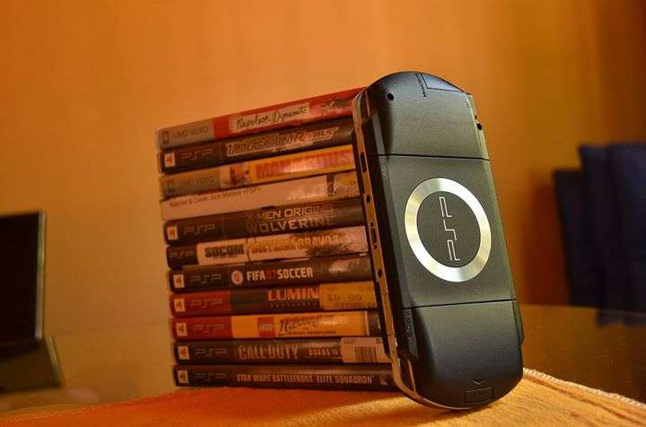 PSP impecable - 4