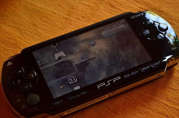 PSP impecable - 5