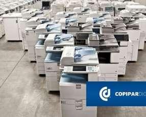 Máquinas fotocopiadoras comerciales