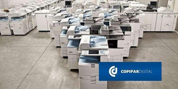 Máquinas fotocopiadoras comerciales - 0