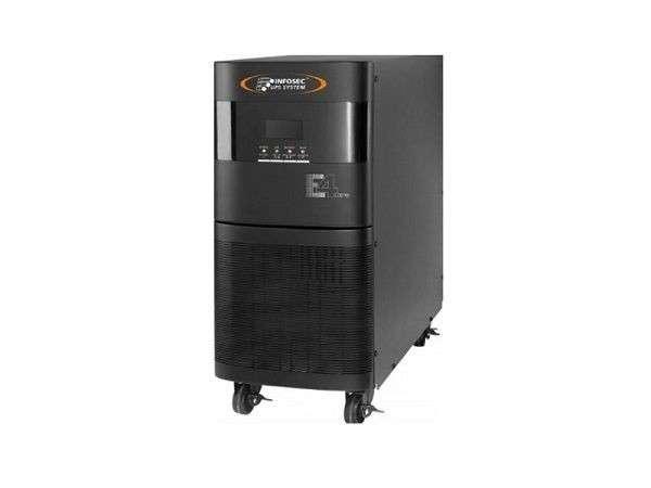 UPS Infosec trifásico 20KVA E4 LCD TT - 0