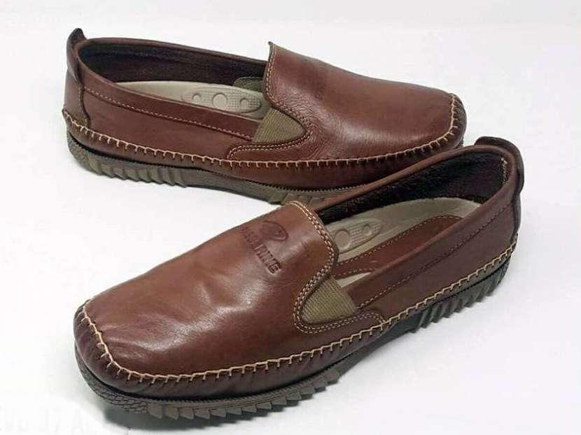 Zapatos de Cuero Passerine para Caballeros