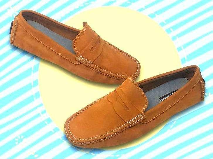Zapatos de Gamuza para Caballeros