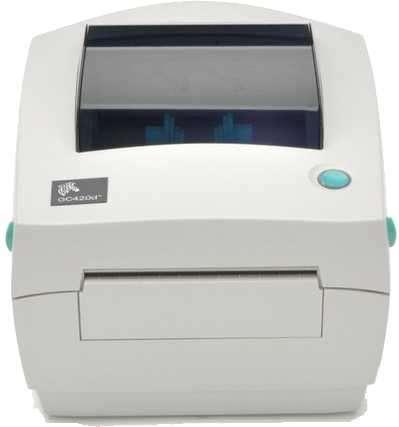 Impresora Zebra gc420d usb paralelo serial - 0