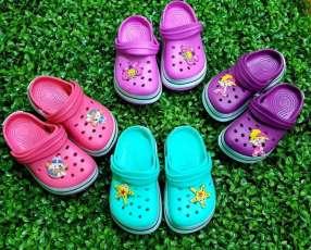 Crocs para Niñas