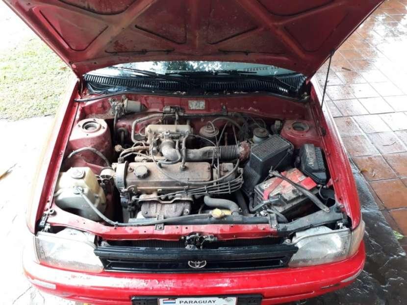 Toyota Starlet 1995 - 1