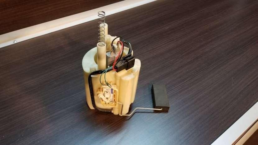 Bomba de combustible para W203