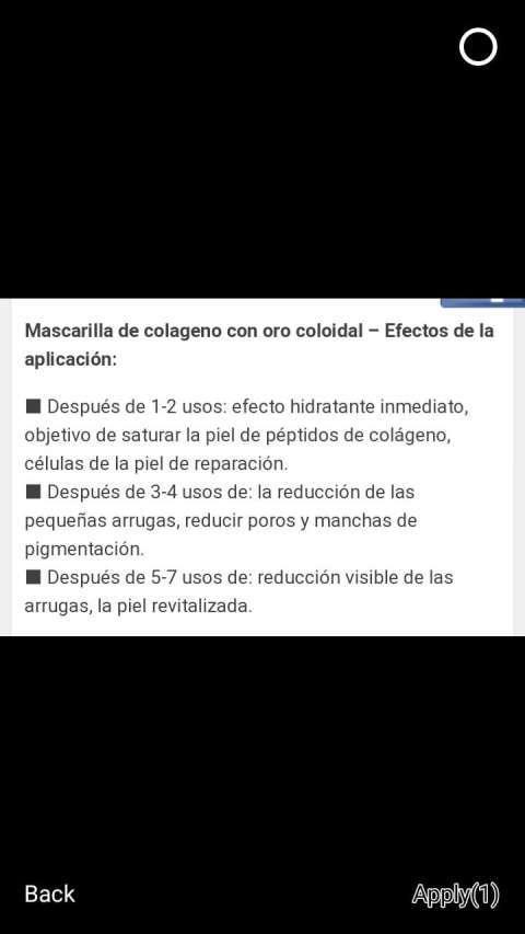 Mascarilla - 1