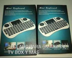 Mini teclado para smart tv tv box y pc