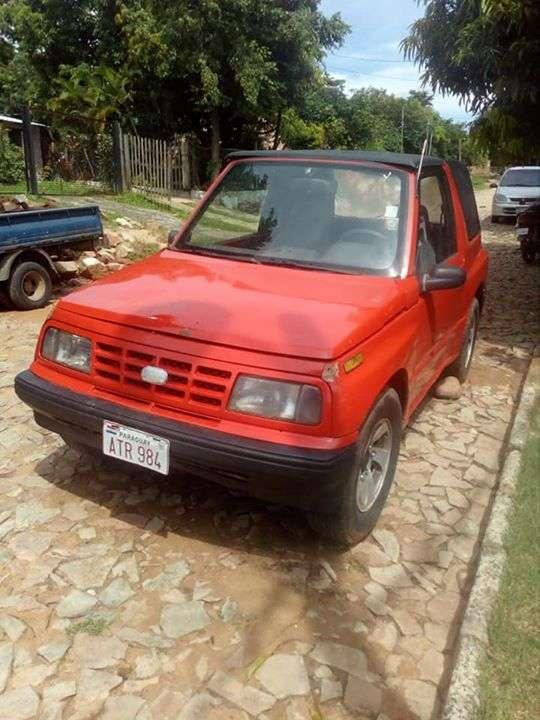 Jeep Toyota