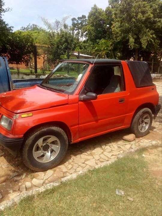 Jeep Toyota - 1